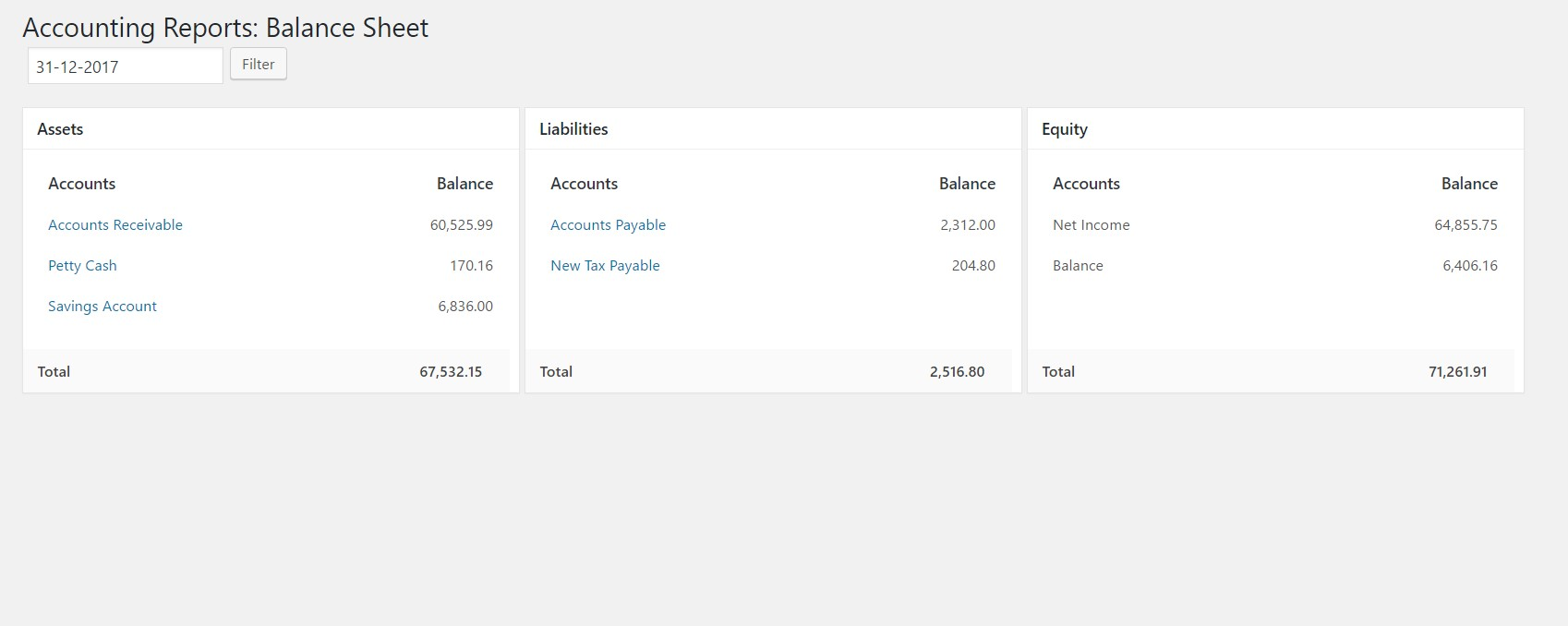 ERP Accounting