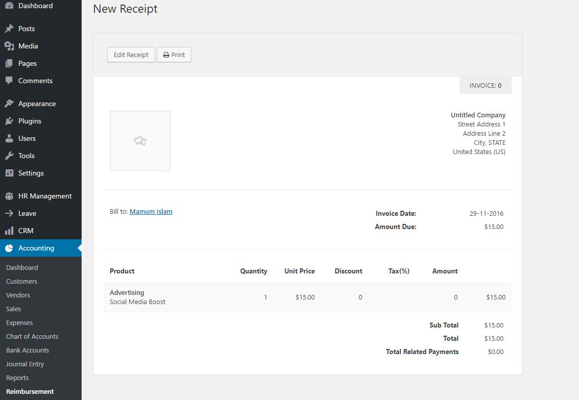 reimbursement-receipt-invoice