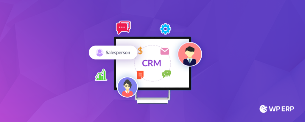WordPress CRM System