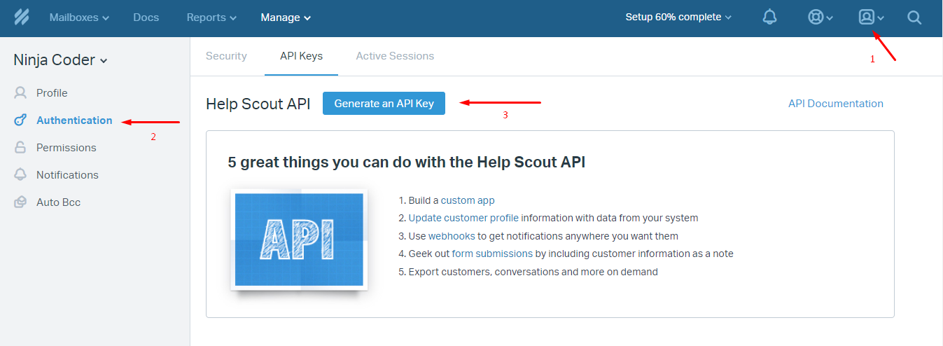 help scout CRM