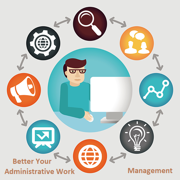 Administrative Work Benefits