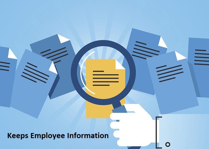 Employee Information keeper