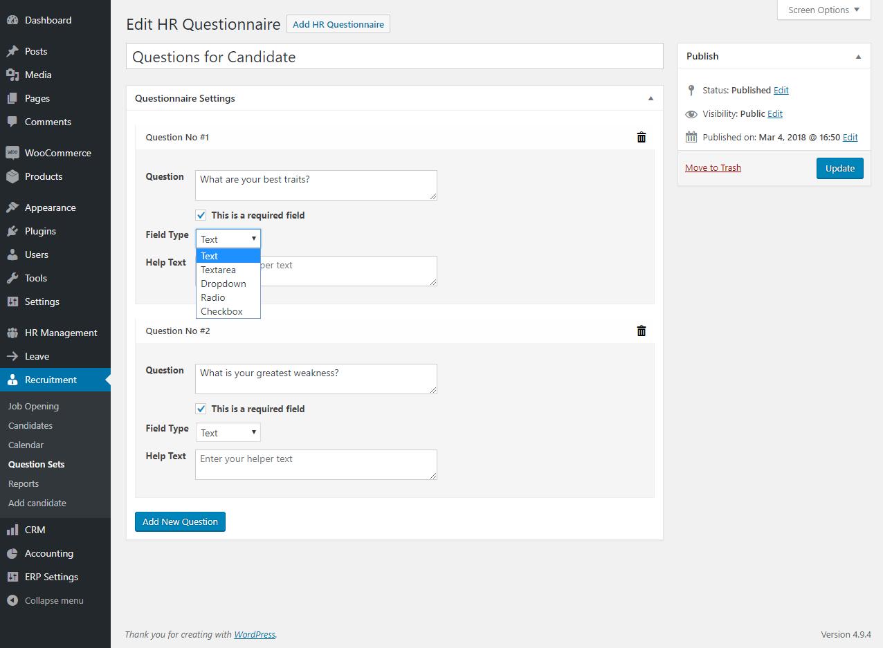 How To Create A Recruitment Site Using WordPress