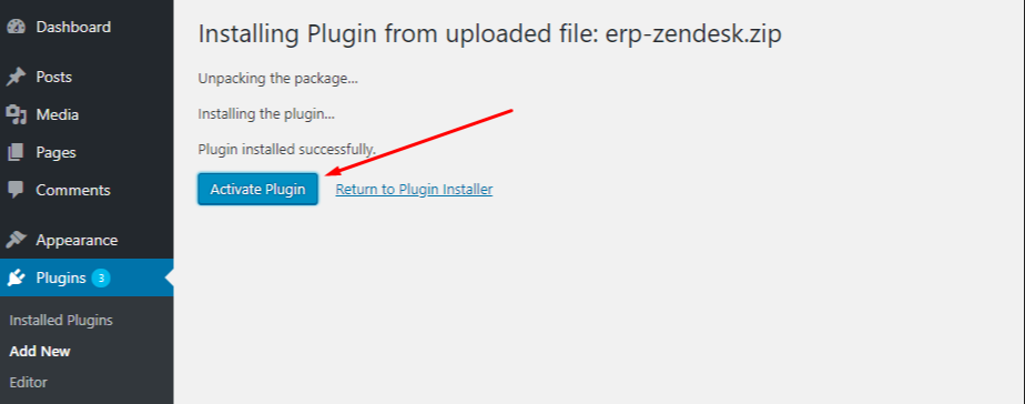 wp erp zendesk integration