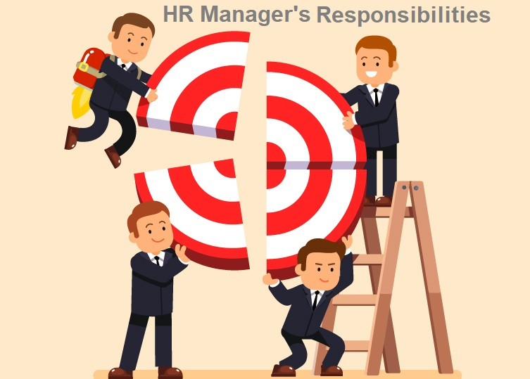 HR Manager's Responsibilities