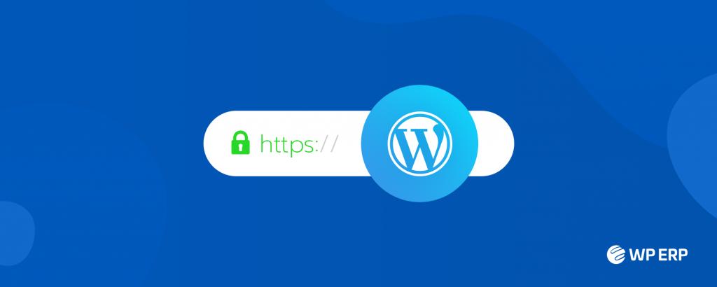 add ssl certificate to WordPress website
