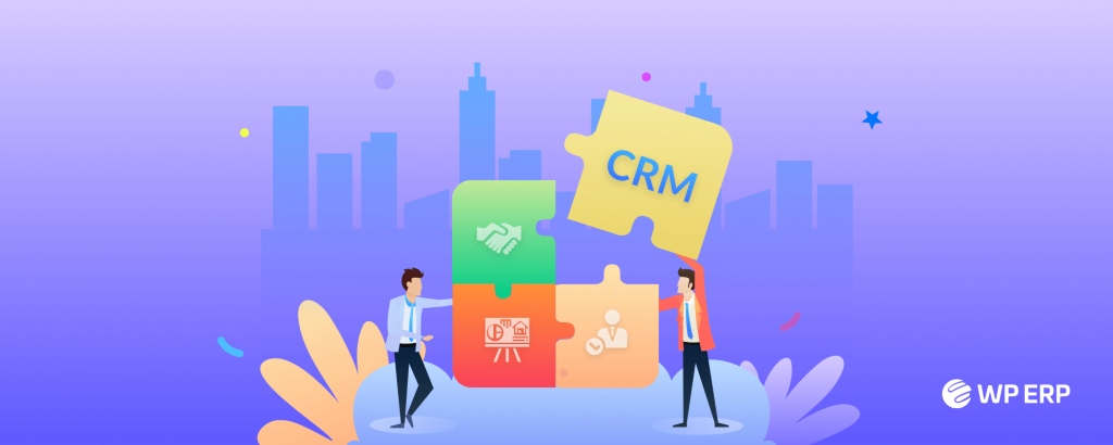 WordPress crm