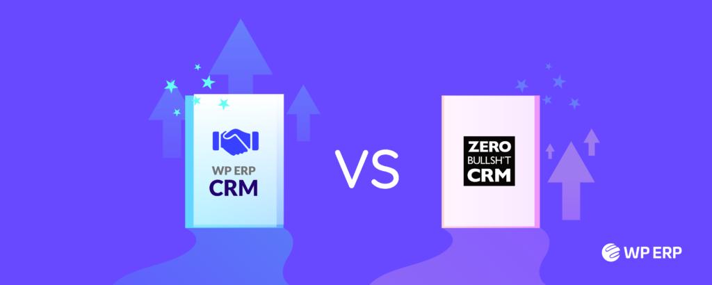 WP ERP VS ZERO BS CRM