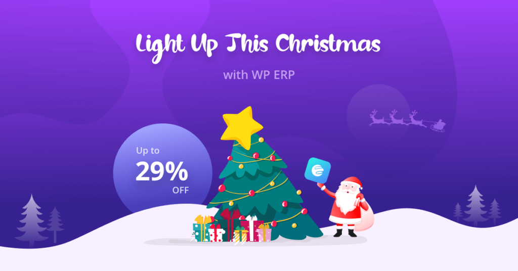 WP ERP_Christmas Deals