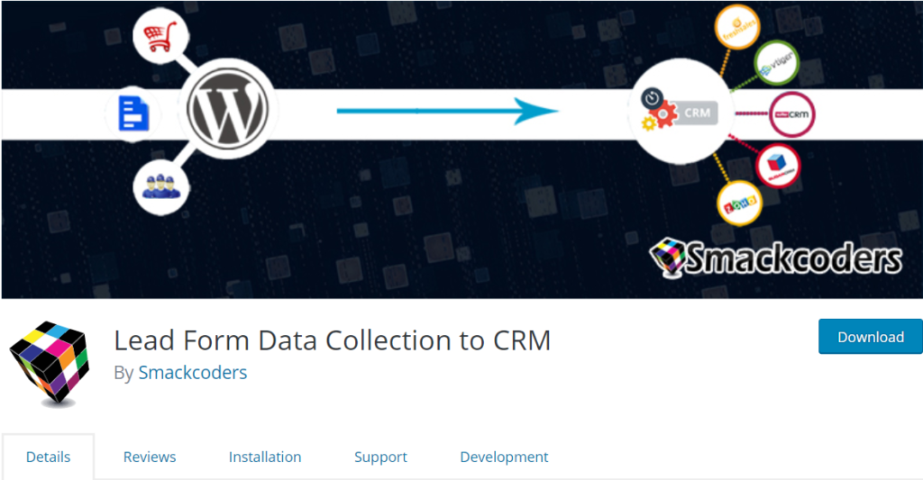 Lead Form CRM
