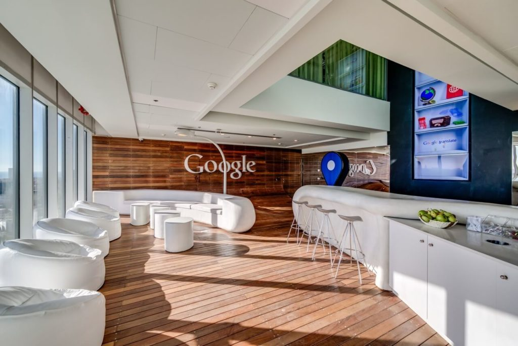Google Office China