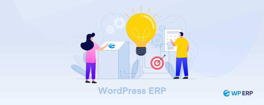 WP ERP development
