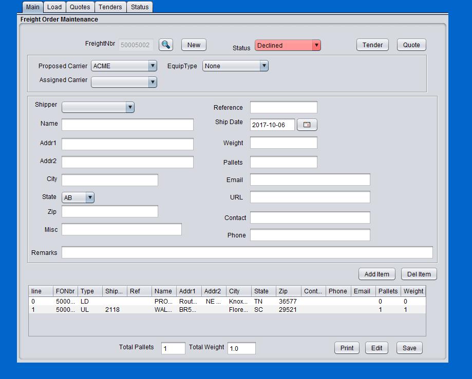 blueseer-Open source ERP