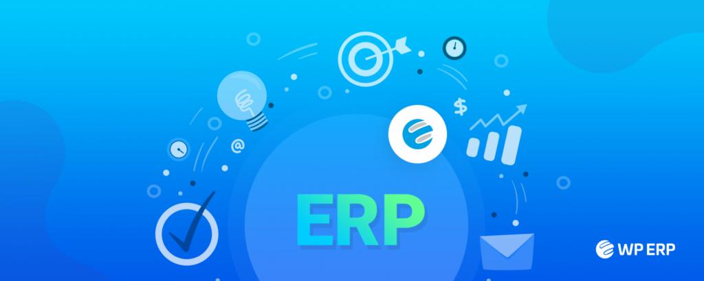 Core modules ERP