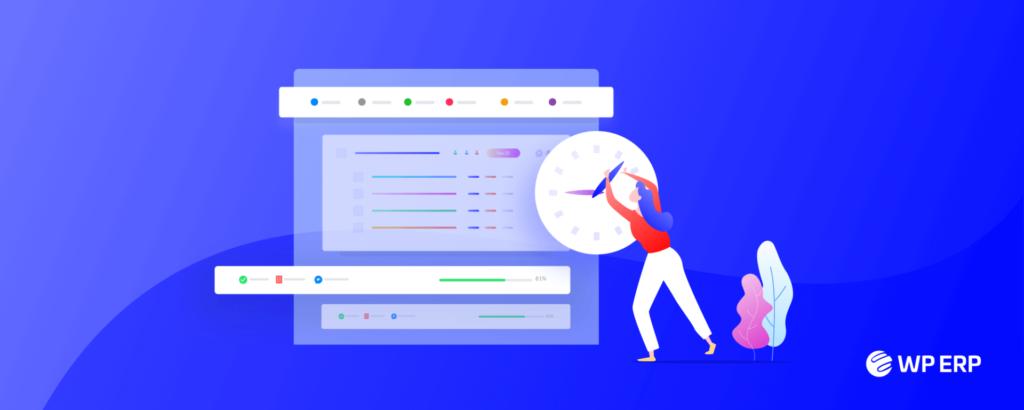 employee attendance time tracker
