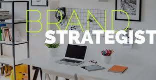 Brand strategist