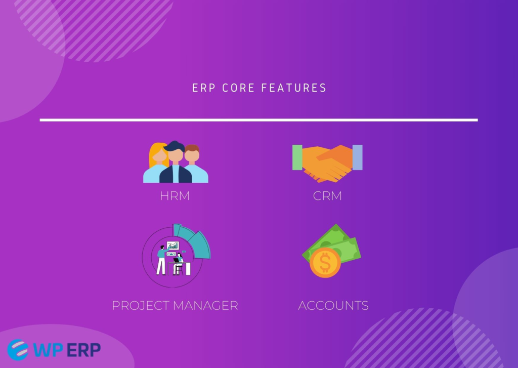 ERP-Features best accounting softwares for small business