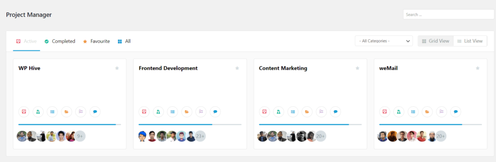 project-manager-dashboard