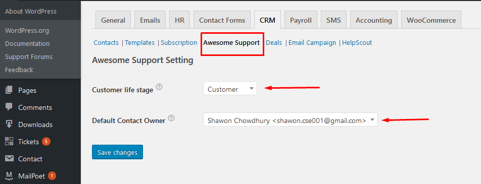 CRM support options- CRM implementation best practices